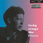 Billie Holiday - Lady Sings The Blues (Edice 2016) - 180 gr. Vinyl