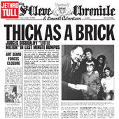 Jethro Tull - Thick As A Brick - 180 gr. Vinyl