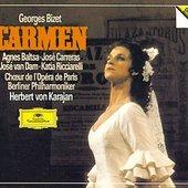 Bizet, Georges - BIZET Carmen Karajan