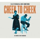 Louis Armstrong & Ella Fitzgerald - Cheek To Cheek: The Complete Duet Recordings (4CD, Edice 2018)