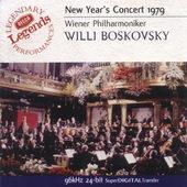 Vídenští Filharmonici - Novoroční Koncert 1979