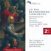 Christopher Hogwood - Braniborské koncerty č. 1 - 6
