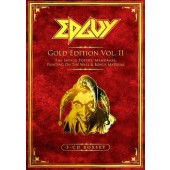 Edguy - Gold Edition Vol. II (3CD, 2010) DVD OBAL