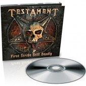 Testament - First Strike Still Deadly (Limited Digipack 2018)