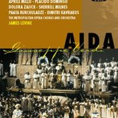 Verdi, Giuseppe - VERDI Aida DVD-VIDEO