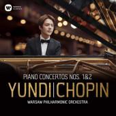 Frédéric Chopin - Piano Concertos Nos. 1 & 2 / Klavírní koncerty č. 1 & 2 (2020)