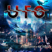 UFO - A Conspiracy Of Stars (Limited Edition)