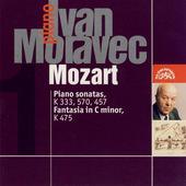 Ivan Moravec - Mozart: Piano Sonatas/Fantasia In C Minor