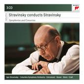 Igor Stravinsky - Stravinsky conducts Stravinsky (3CD, 2015)