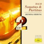 Henryk Szeryng - BACH Sonaten + Partiten Szeryng