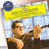 Berliner Philharmoniker - BEETHOVEN, MOZART Violin Concertos / Schneiderhan