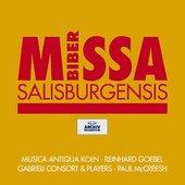 Biber, Heinrich Ignaz Franz von - BIBER Missa Salisburgensis McCreesh