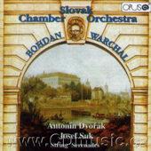 Antonín Dvořák, Josef Suk - Serenády pro smyčce  / String Serenades (2010)