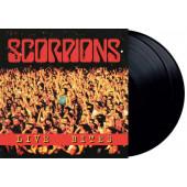 Scorpions - Live Bites (Reedice 2019) - Vinyl