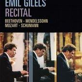 Emil Gilels - EMIL GILELS Recital DVD-VIDEO