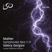 Gustav Mahler - Symfonie č. 1-9 (10SACD, Edice 2018)