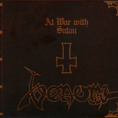 Venom - At War With Satan (Digipak 2016)