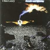 Thin Lizzy - Thunder And Lightning (Edice 1990)