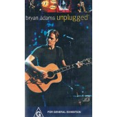 Bryan Adams - Unplugged (Videokazeta, 1998)