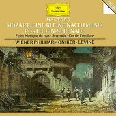 Mozart, Wolfgang Amadeus - MOZART Eine kleine Nachtmusik / Levine