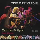 Žalman & spol. - Živě v Telči 2012 (2013) CD OBAL
