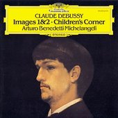 Debussy, Claude - DEBUSSY Images Childrens C Michelangeli