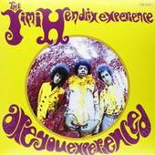 Jimi Hendrix Experience - Are You Experienced (US mono) - 180 gr. Vinyl