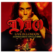 Dio - Live In London: Hammersmith Apollo 1993 (Edice 2019) - Vinyl
