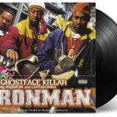 Ghostface Killah - Ironman (Edice 2015) - 180 gr. Vinyl