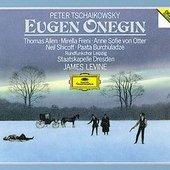 Tchaikovsky, Peter Ilyich - TCHAIKOVSKY Eugen Onegin / Levine