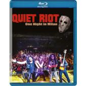 Quiet Riot - One Night In Milan (Blu-ray, 2019)