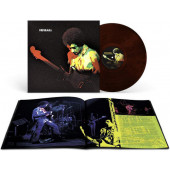 Jimi Hendrix - Band Of Gypsys (Limited Coloured Vinyl, Edice 2020) – Vinyl