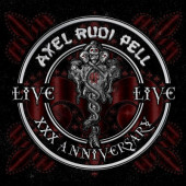 Axel Rudi Pell - XXX Anniversary Live (3LP+2CD, 2019) /Limited Edition