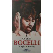 Andrea Bocelli - A Night In Tuscany (Videokazeta, 1997)