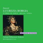 Donizetti, Gaetano - Donizetti Lucrezia Borgia Sutherland/Horne/Aragall