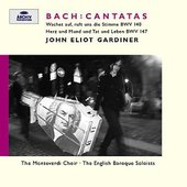 Michael Chance - BACH Cantatas BWV 140,147 Gardiner