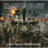 Iron Maiden - A Matter Of Life And Death (Reedice 2019)