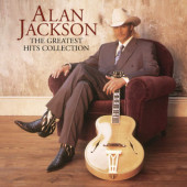 Alan Jackson - Greatest Hits Collection (2020) – Vinyl