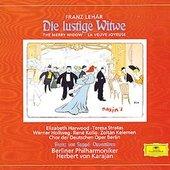 Berliner Philharmoniker - LEHAR Lustige Witwe, SUPPÉ Overtures / Karajan
