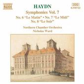 Joseph Haydn - Symphonies Vol. 7