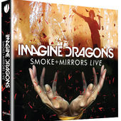 Imagine Dragons - Smoke + Mirrors Live/CD+DVD (2016) CD OBAL