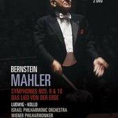 Leonard Bernstein - MAHLER Symph. No. 9+10 Bernstein DVD-VID