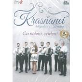 Krasňanci - Čas Radosti, Veselosti (CD+DVD, Edice 2017)