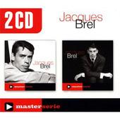 Jacques Brel - Master Serie 2009: Vol. 1 & Vol. 2 (2CD, 2010)