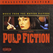 Soundtrack - Pulp Fiction: Music From The Motion Picture (Collector's Edition)