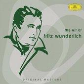 Fritz Wunderlich - The art of FRITZ WUNDERLICH