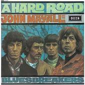 John Mayall & The Bluesbreakers - A Hard Road (Japan, SHM-CD 2016)