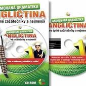 Interaktivní Učebnice - Angličtina animovaná gramatika 1 (CD-ROM) PRO UPLNE ZAC.A NEJMENSI