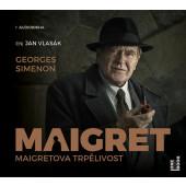 Georges Simenon - Maigretova trpělivost (MP3, 2019)