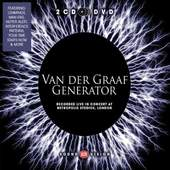 Van Der Graaf Generator - Recorded Live In Concert At Metropolis Studios, London (2CD+DVD, 2012)